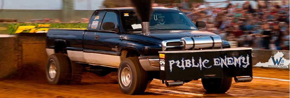 Mark Andrews and his Public Enemy Dodge took home the Dragon Motorsports Diesel Championship and Truck Puller of the Year for 2015.